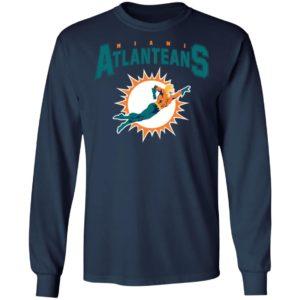 MIAMI ATLANTEANS Star Wars Mashup T-Shirt