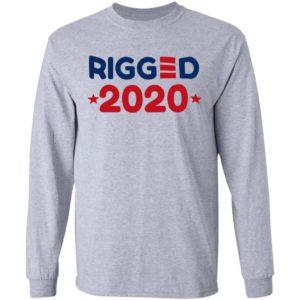 Rigged 2020 Shirt, Hoodie