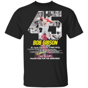 5 Bob Gibson 1935 2020 St