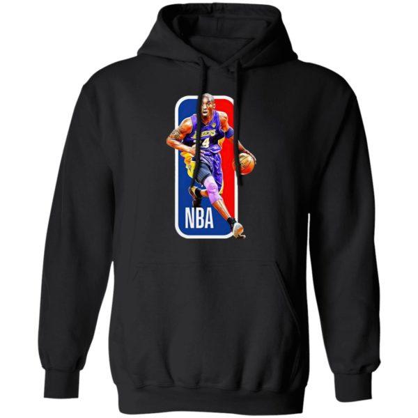 Kobe Bryant NBA Logo Shirt