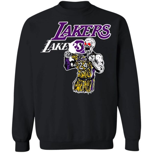 Warren Lotas La Lakers Kobe Bryant Warren Lotas Official Shirt