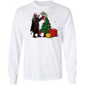 Baby Yoda The Mandalorian Star Wars Christmas 2020 Christmas Sweatshirt
