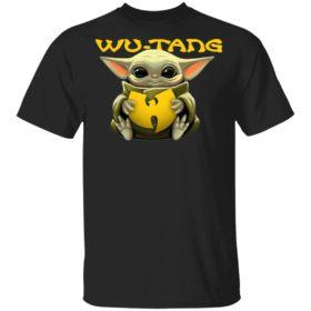 Baby Yoda Wu Tang Shirt