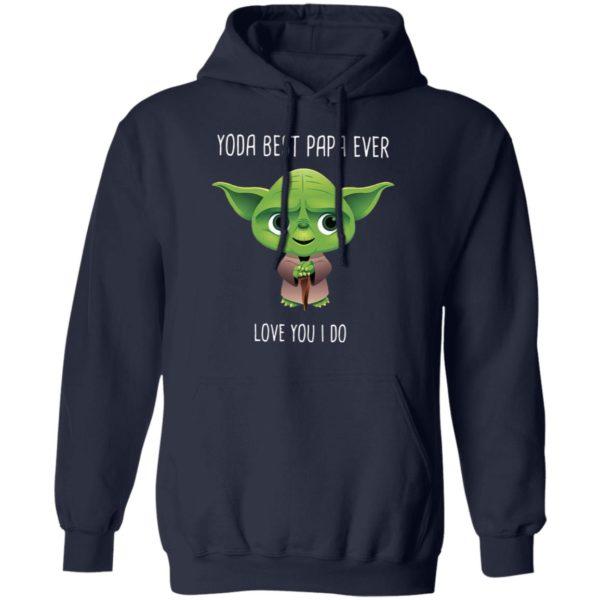Yoda best Papa ever Shirt