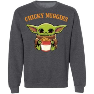 Chicky Nuggies Baby Yoda shirt