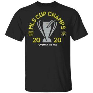 Columbus Crew Sc 2020 Mls Cup Champions shirt