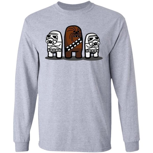 Lovely Imposter Troopers Among Us Shirt
