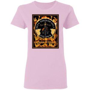 Been Through Hell Agent Orange And Back Vietnam Veterans Shirt, Long Sleeve