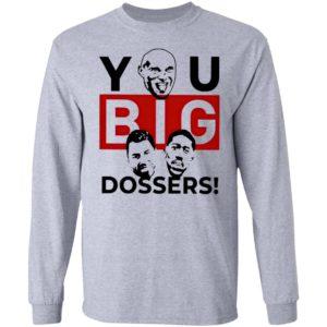 Tyson Fury You Big Dosser Shirt