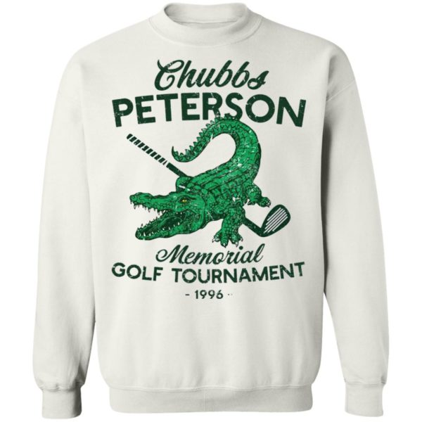 Chubbs Peterson memorial golf tournament 1996 shirt