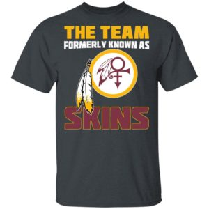 The team formerly known as skin shirt