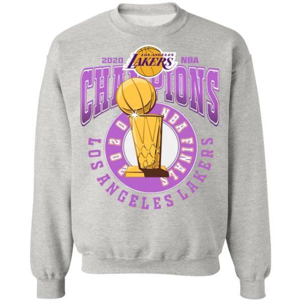 Los Angeles Lakers 2020 Nba Champions 2020 Nba Finals Shirt