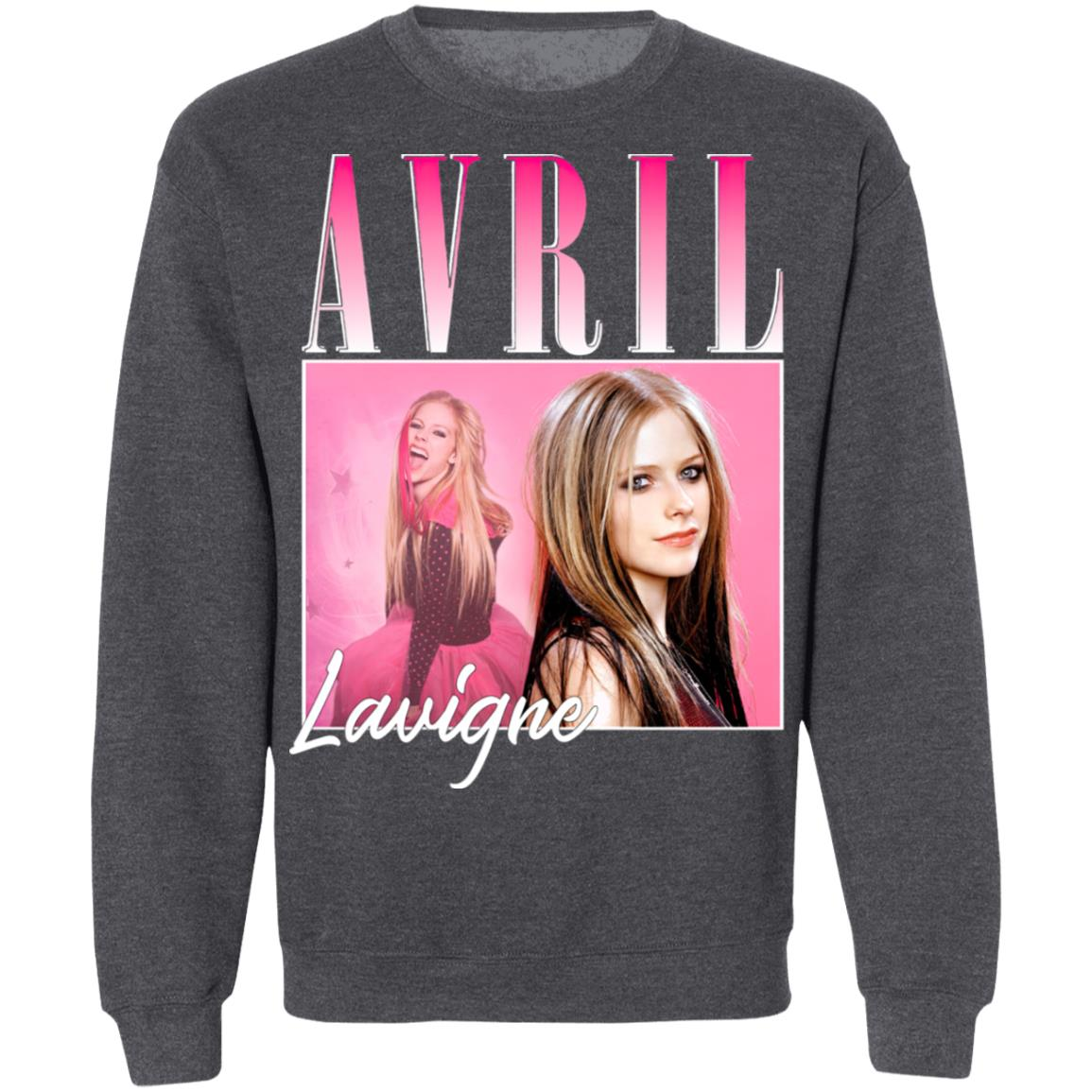 NEW LIMITED Avril Lavigne pink T-SHIRT S-4XL