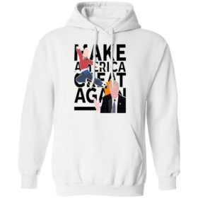 Make America Great Again Joe Biden Kick The Head Donald Trump shirt