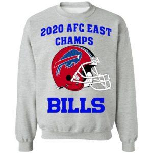 2020 Afc East Champs Buffalo Bills Shirt