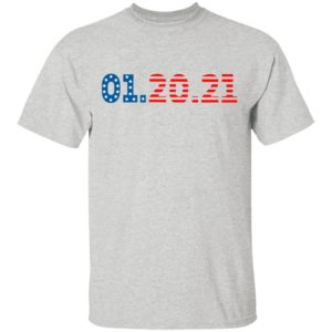 01 20 2021 Inauguration Day American Flag Shirt
