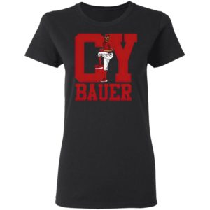 Trevor Bauer Cy Bauer Shirt