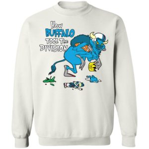 How Buffalo Took The Division Shirt