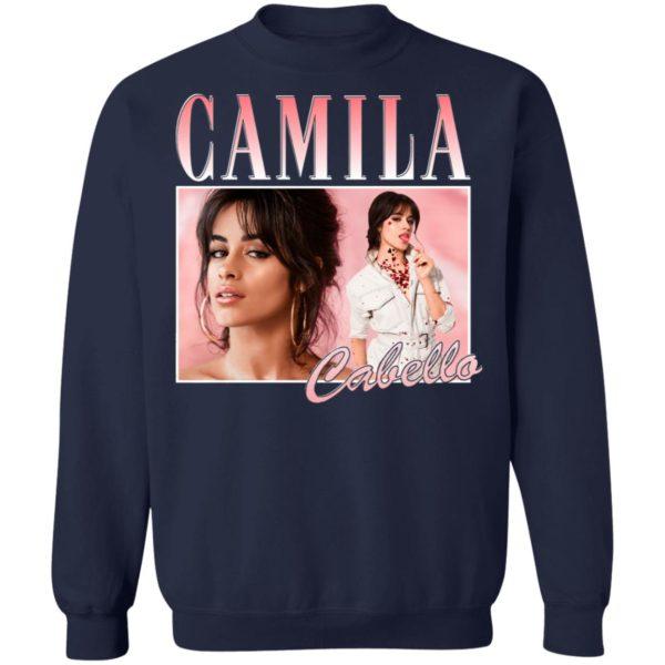 Camila Cabello T-Shirt, Ladies Tee