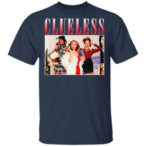 Clueless Movie T-Shirt, Ladies Tee