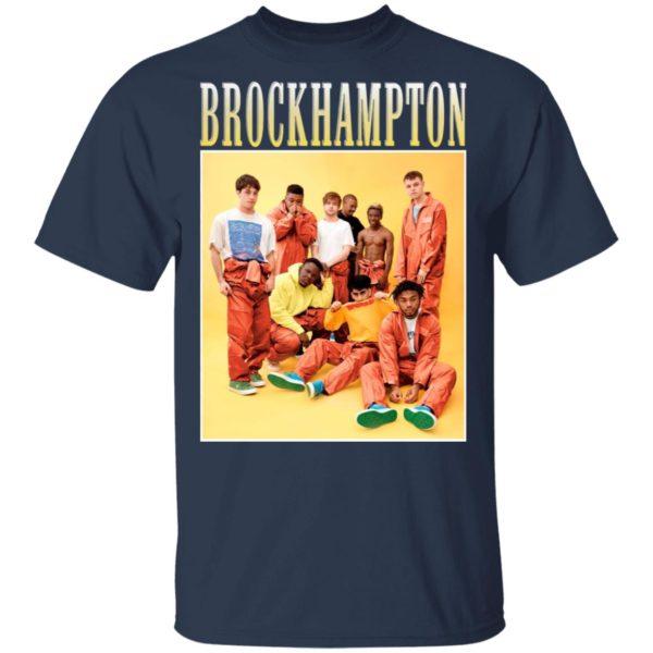 Brockhampton T-Shirt, Ladies Tee