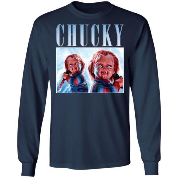 Chucky T-Shirt, Ladies Tee