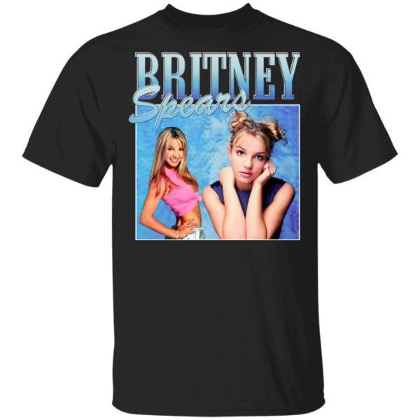 Britney Spears T-Shirt, Ladies Tee