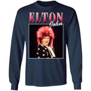 Elton John Shirt, Ladies Tee