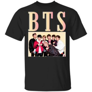 BTS T-Shirt, Ladies Tee