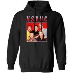 NSYNC Shirt, Ladies Tee