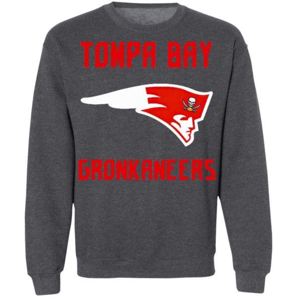 Tompa Bay Gronkaneers Shirt, Long Sleeve, Hoodie