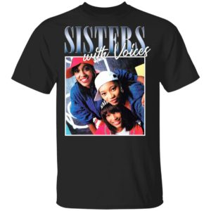 SWV Sisters With Voices Shirt, Ladies Tee