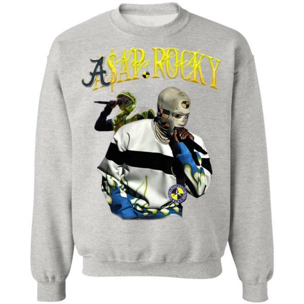 Asap Rocky white Shirt, Ladies Tee