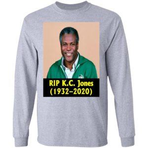 The Legend Kc Jones 1932 2020 Shirt