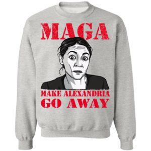 Make Alexandria Go Away Democratic Politician Shirt