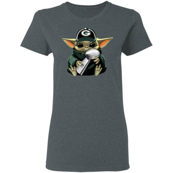 Baby Yoda Hug Symbol Shirt