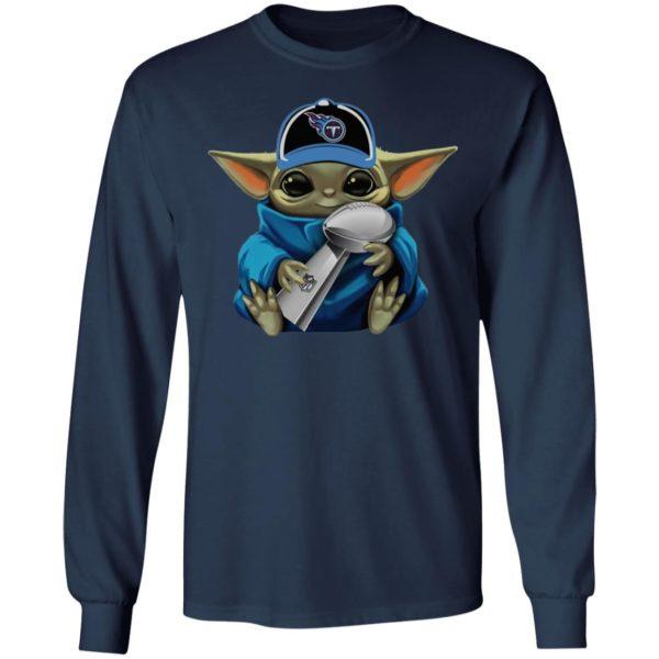 Baby Yoda Hug Titan Cup ShirtBaby Yoda Hug Titan Cup Shirt