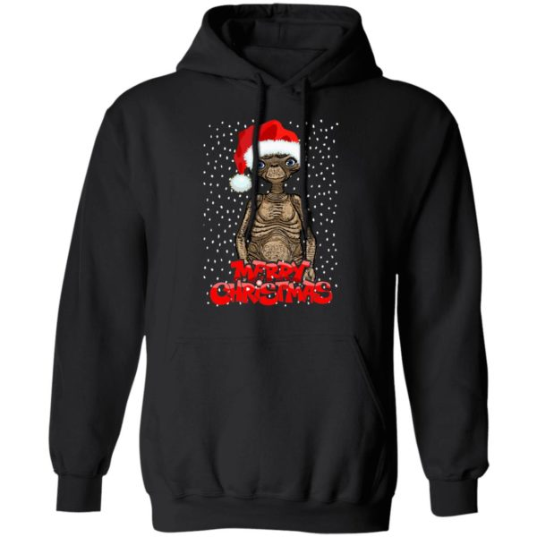 ET The Extra Terrestrial Christmas Sweatshirt