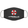 Resident Evil Umbrella Corporation face mask Washable