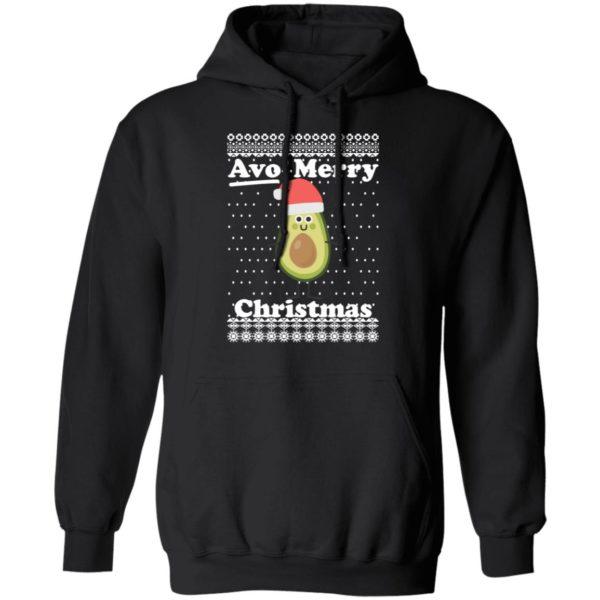 Avo Merry Christmas Funny Ugly Christmas Sweater