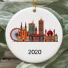 Vienna City 2020 Christmas Tree Ornament