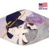 Geisha Traditional Japanese Art Reusable Face Mask