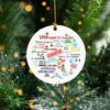 2020 Pandemic Quarantine A Year To Remember Online School Tree Decoration Christmas Ornament
