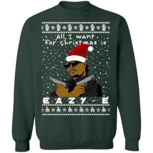 Eazy-E Rapper Ugly Christmas Sweater