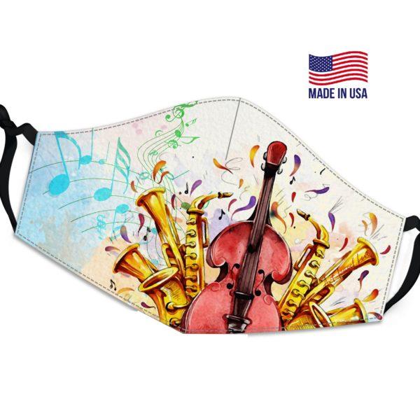 Exclusive Cello Reusable Face Mask