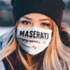 Cleveland Browns Maserati face mask