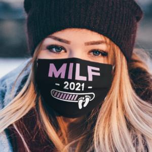 Make America Tip Again Shirtmilf 2021 Man I Love Farming face mask