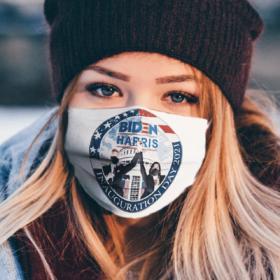 Joe Biden Kamala Harris 2021 Inauguration Day 12021 face mask