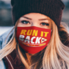 Run It Back Chiefs face mask