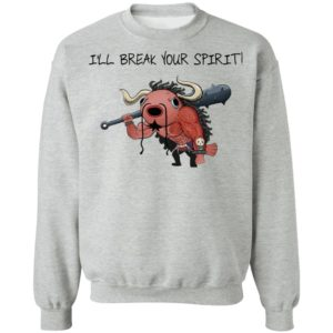 Kaido I Will Break Your Spirit Shirt